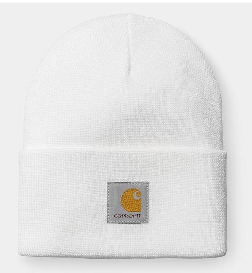 Carhartt WIP Beanie Acrylic Watch Hat white