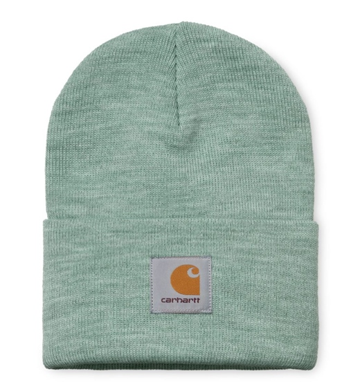 Carhartt WIP Beanie Acrylic Watch Hat frosted green h
