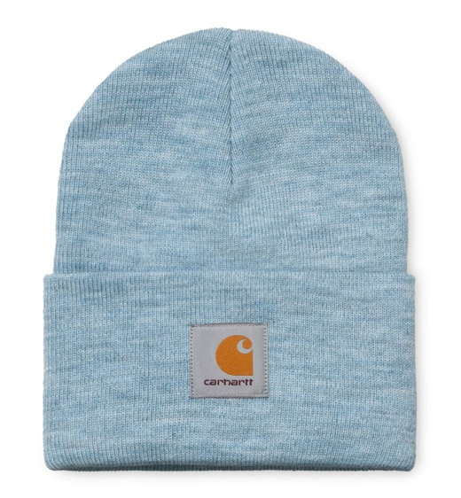 Carhartt WIP Beanie Acrylic Watch Hat frosted blue h.