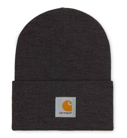 Carhartt WIP Beanie Acrylic Watch Hat black heather