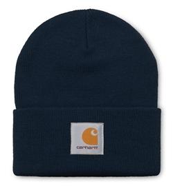 Carhartt WIP Beanie Short Watch Hat dark navy
