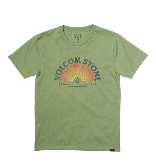 Volcom Kids Shirt Eminate HTH