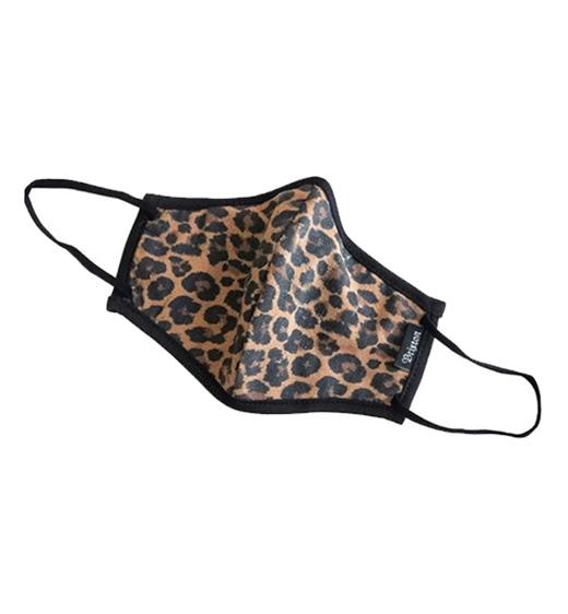 Brixton Maske Antimicrobial Face Mask, leopard
