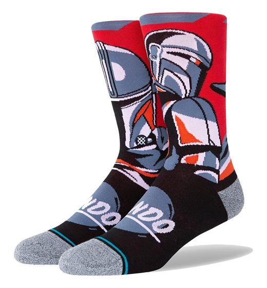 Stance Socken Beskar Steel