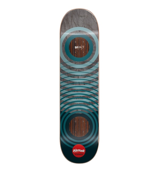 Almost Deck Almost Amrani Natural Rings 8.25