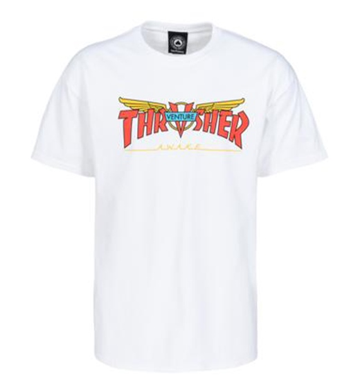 Thrasher Shirt Venture Collab