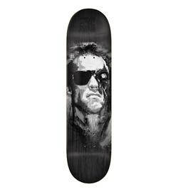 "Zero Skateboards Deck ""Sandoval Terminatior"""