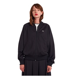 Fred Perry Girls Jacke Striped Bomber Jacket