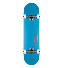 "Globe Skateboard Komplett Goodstock 8.375"" neonblau"