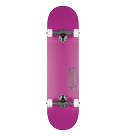 "Globe Skateboard Komplett Goodstock 8.25"" neonpurple"