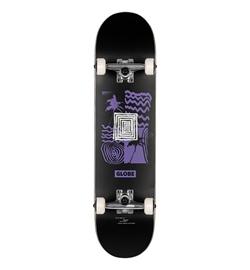 "Globe Skateboard Komplett G1 Fairweather 7.75"""