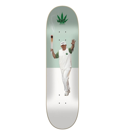 JART Deck Weed Nation Legalize 8.5""
