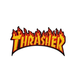 Thrasher Aufnäher Thrasher Flame Patch