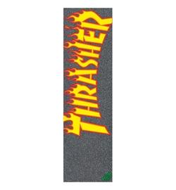 Mob Grip Griptape MOB Thrasher Flame Logo