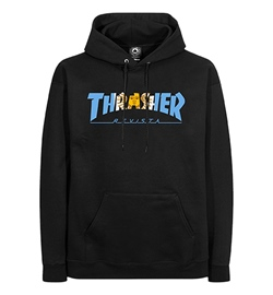 Thrasher Hoodie Argentinia