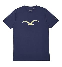Cleptomanicx Shirt Möwe