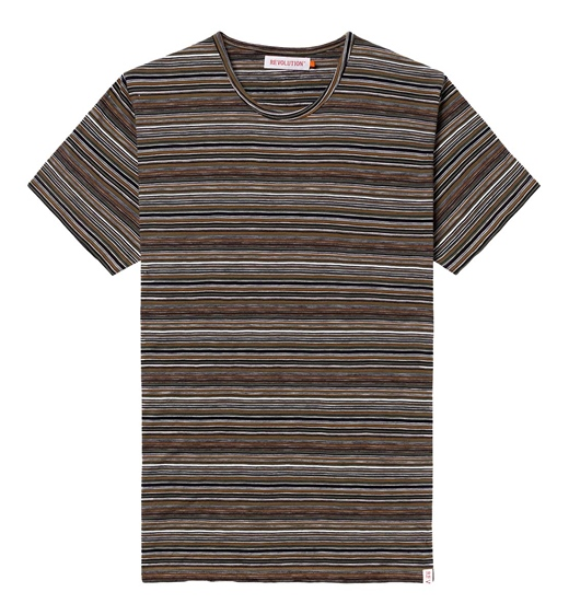 Revolution Shirt 1197 Striped