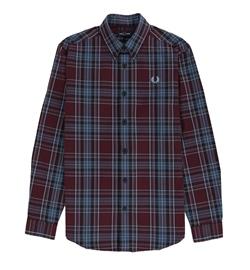 Fred Perry Hemd Winter Tartan Shirt
