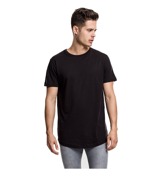 Urban Classic Shirt Shaped Long Tee