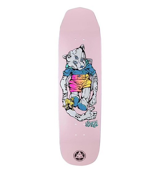 """Welcome Deck Nora Vasconcellos Teddy Wicked 8.6"""""""