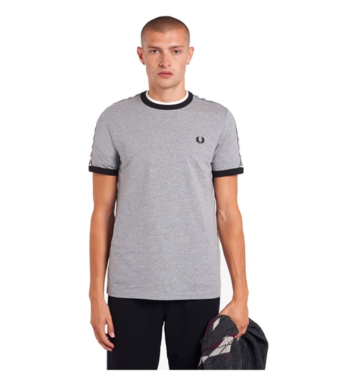 Fred Perry Shirt Taped Ringer