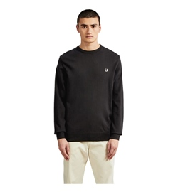 Fred Perry Sweater Classic Crew Neck Jumper