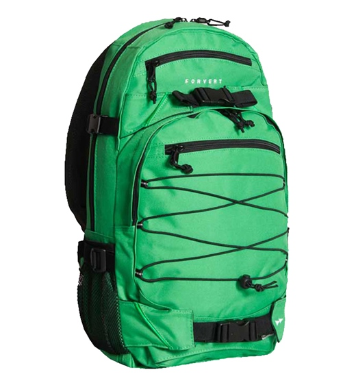 "Forvert Backpack ""Louis"" (green)"