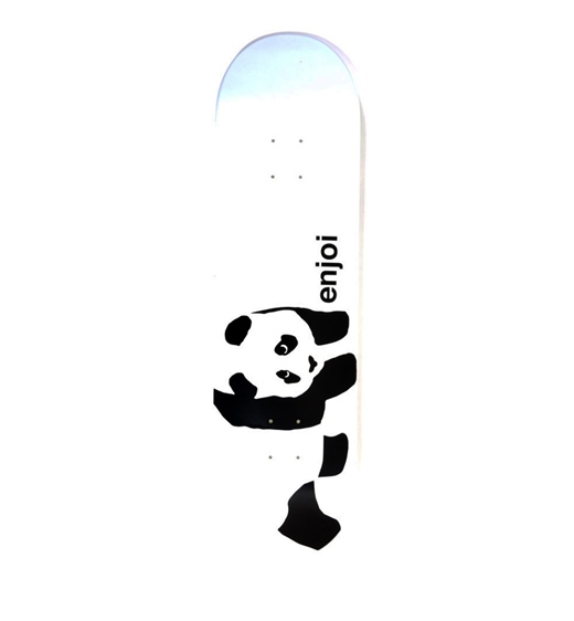 "Enjoi Deck Team Whitey Panda 8.00"""