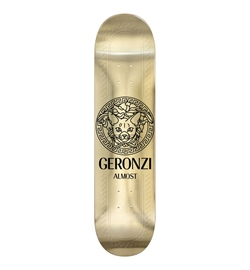 Almost Skateboard Deck Geronzi, 8.5""