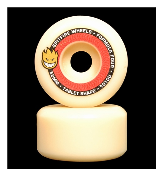 Spitfire Rolle F4 Tablets 52mm 101A
