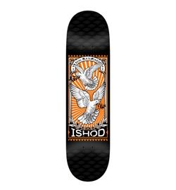 """Real Skateboards Deck Wair Matchbook 8.50"""""""