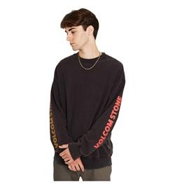 Volcom Sweater Harcid Wash Crew Fleece