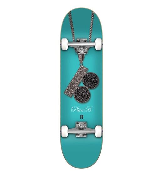 "Plan B Skateboard Komplett 8.0"""