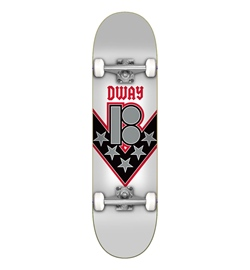 Plan B Skateboard Komplett Danny Way One Offs 8.125""