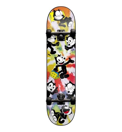 """Darkstar Kinder Skateboard Komplett Easy Street 7.25"""""""