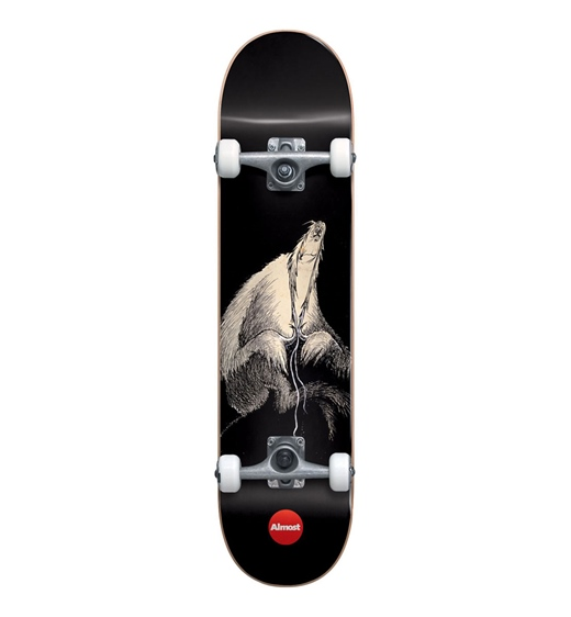 Almost Skateboard Komplett Dr. Secret 7.875""
