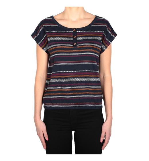 Iriedaily Girls Shirt Caipini Crop Tee