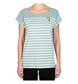 Iriedaily Girls Shirt Tucan Stripe Tee