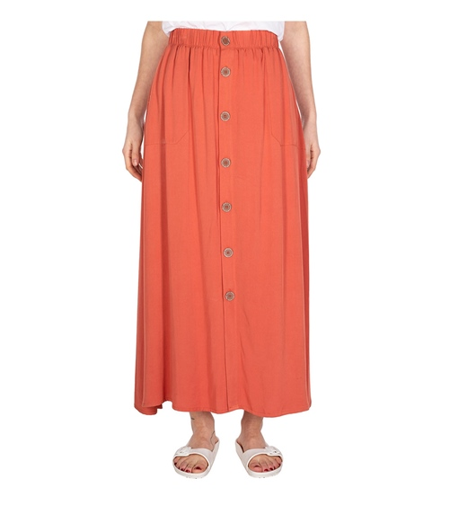 Iriedaily Rock Civic Long Skirt