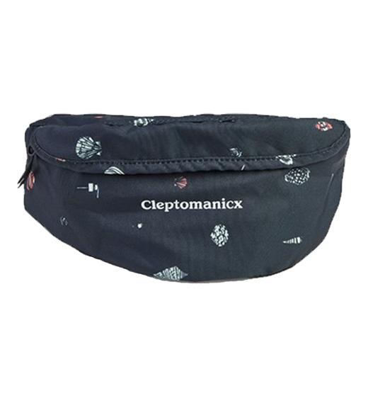 Cleptomanicx Hip Bag Mega Pattern