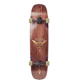 """Arbor Skateboards Longboard Crosscut Axel Serrat 39"""""""