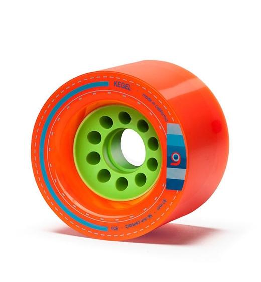 Orangatang Rolle Kegel 80mm 80a orange