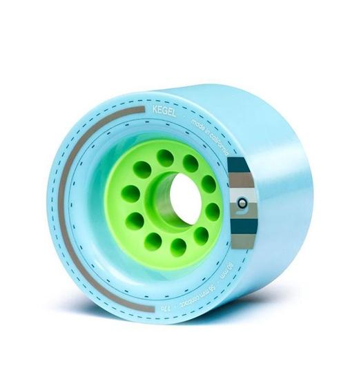 Orangatang Rolle Kegel 80mm 77a blue