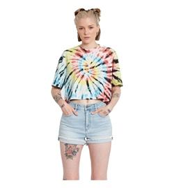 Volcom Girls Shirt Galactic Stone