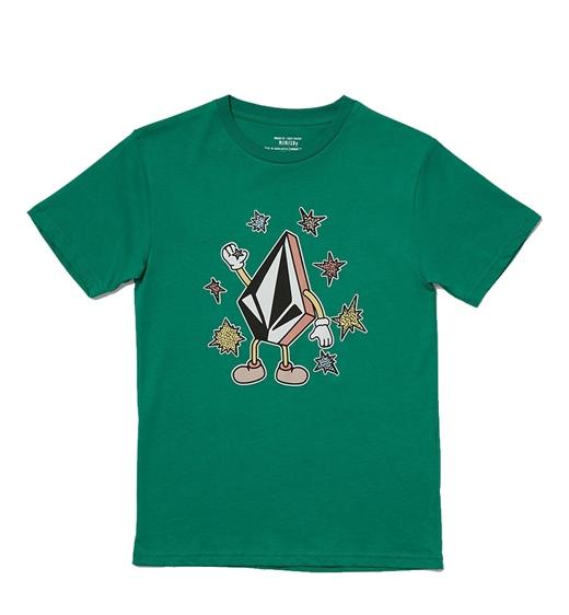 Volcom Kids Shirt Fizz Stone BSC