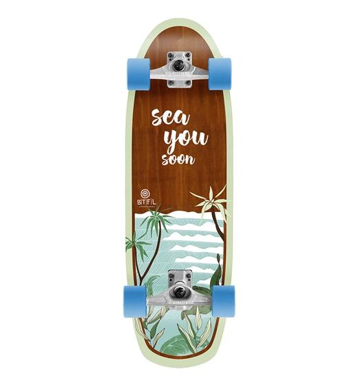 BTFL Longboard Cruiser Cody Surfskate
