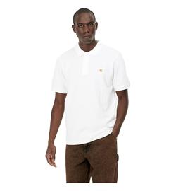 Carhartt WIP Polo Shirt Chase Pique