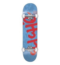 "Cliché Kinder Skateboard Komplett Handwritten 7.37"""