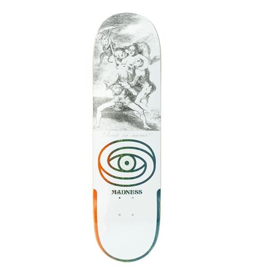 "Madness Skateboard Deck Donde R7 8.5"""