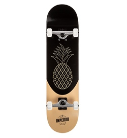 "Inpeddo Skateboard Komplett Pine Std 8.125"""